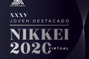 Joven Destacado Nikkei Argentino 2020 Virtual