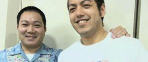 Andres Higa y Tadashi Andres Ysa Urbina.
