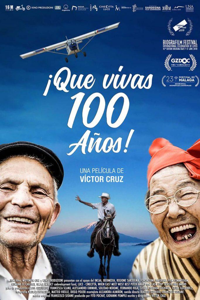 ¡Que vivas 100 Años!